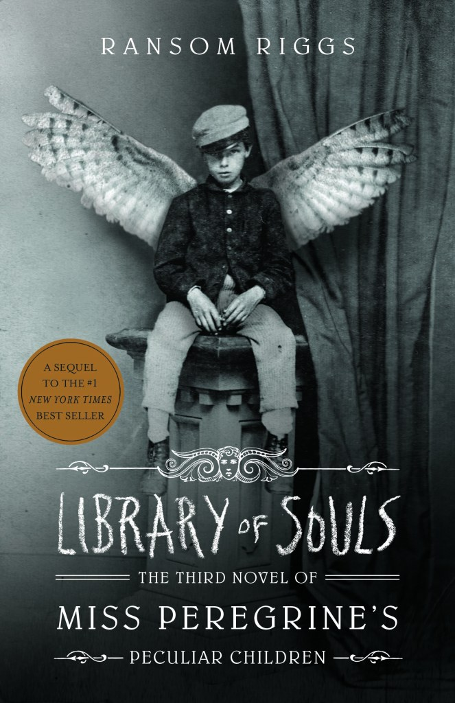 LibraryOfSouls  portada
