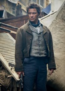 Dominic West- Masterpiece PBS